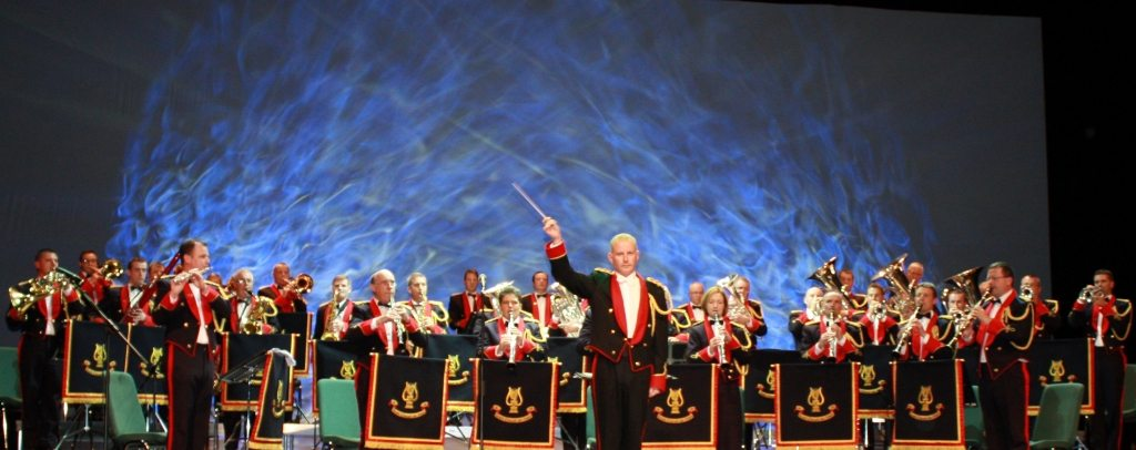 Military Bands Summer Proms