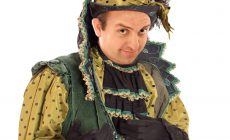 Karl Spain to star in The Spar Panto, BEAUTY AND THE BEAST at University Concert Hall, Limerick