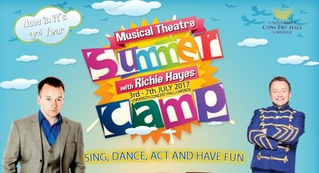 Musical Theatre Summer Camp with Richie Hayes