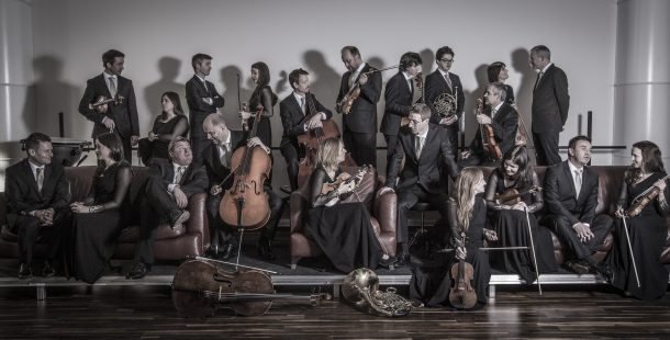 Irish Chamber Orchestra – World Premiere