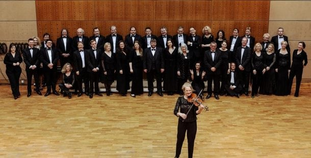 University Concert Hall Celebrating 25 Years with the RTÉ Concert Orchestra