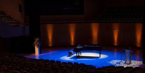 University Concert Hall Celebrating 25 Years