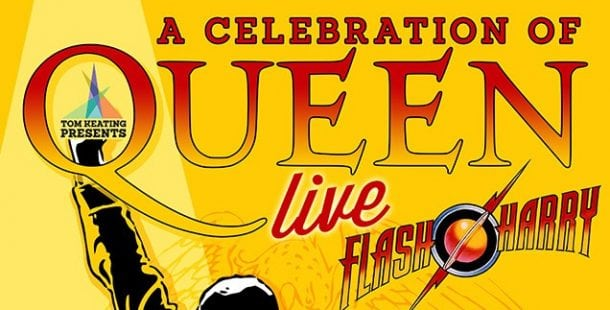A Celebration of Queen LIVE – Flash Harry