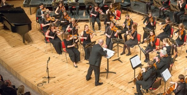 The University of Limerick Orchestra Christmas Concert