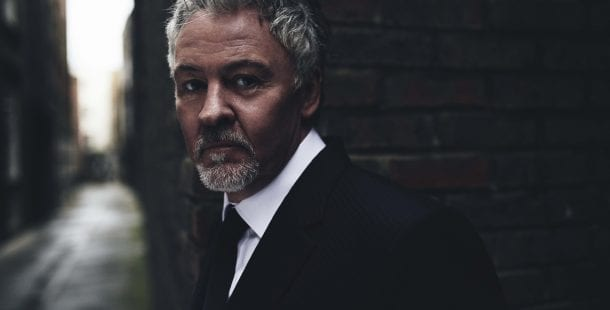"""Paul Young – 35 Years of """"No Parlez"""" Tour"""