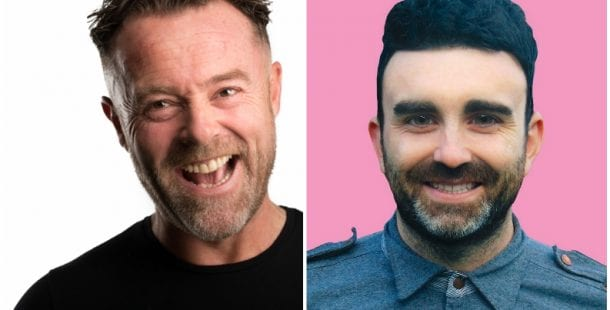 The Punchline – Eric Lalor & Shane Clifford