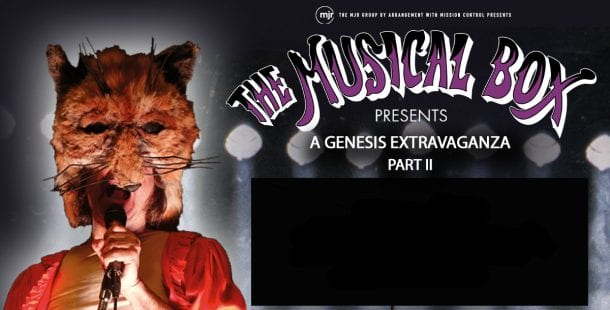 The Musical Box: A Genesis Extravaganza