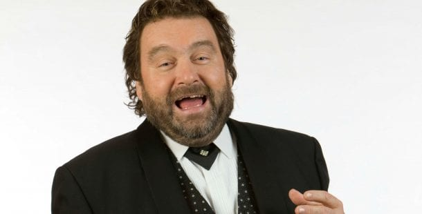 BRENDAN GRACE and Guests