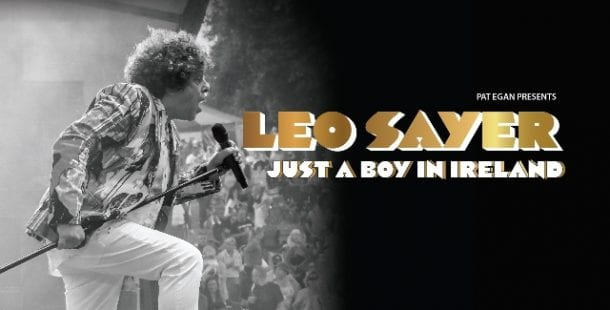 Leo Sayer Greatest Hits Live