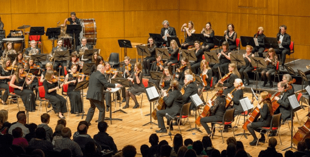 University of Limerick Orchestra Winter Concert