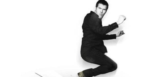 Rescheduled: Rhod Gilbert
