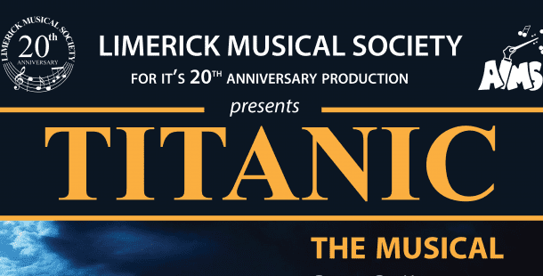 RESCHEDULED: TITANIC THE MUSICAL