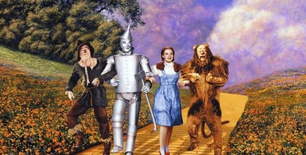 Private: CANCELLED: The Wizard of OZ