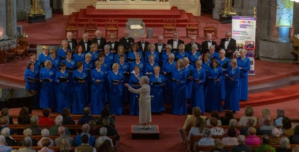 CHOIRS IN CONCERT