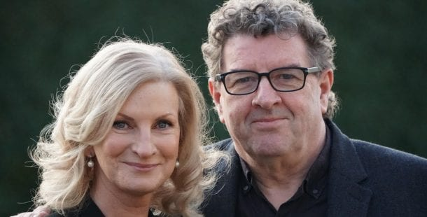 An Evening with Mike Hanrahan & Eleanor Shanley – Online Stream