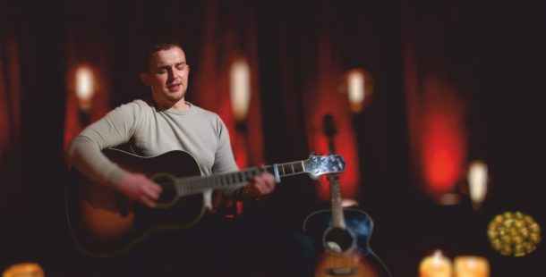 An Evening With Dan McCabe in Concert